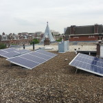 14 panelen REC met power optimizers  Den Haag