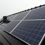 13 panelen REC Oost-West plus power optimizers De Bras - Ypenburg